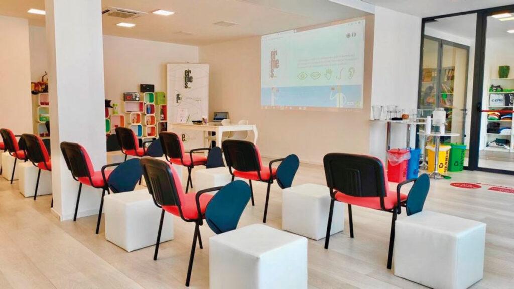 Area meeting eventi formazione ERMES